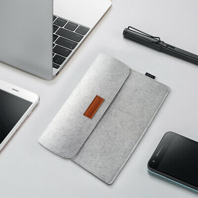 dodocool 12 Inch Laptop Felt Sleeve Envelope Cover Ultrabook Carrying Case