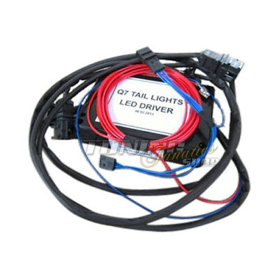 Adapter Cable Loom Interface for Audi Q7 4L 2009- Facelift Led Rear Lights