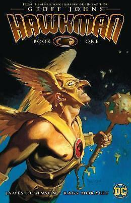 Hawkman by Geoff Johns TP Book One by Johns, Geoff, NEW Book, FREE & Fast Delive