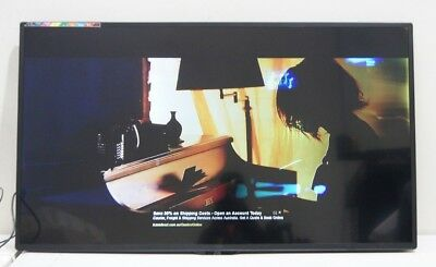 "JVC 55"" UHD DLED TV LT-55NU57A (Faulty)"
