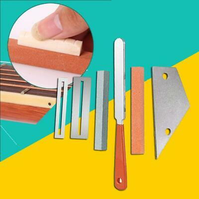 Guitar Grinding Tool Luthier Tool Kit Included Fret Rocker Fingerboard Protector