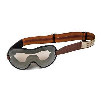 Ethen Cafe Racer Goggles - Brown