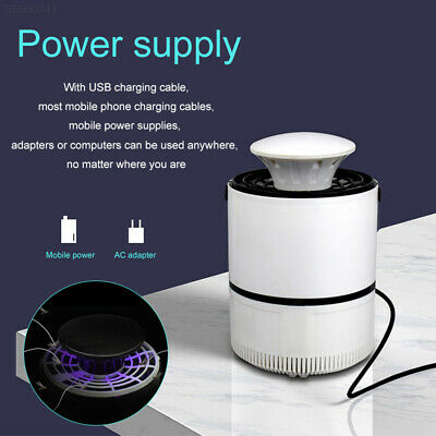 21D5 Outdoor Durable Mosquito Trap UV Light PP Living Room