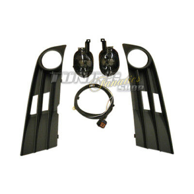 Originale Hella Fendinebbia Kit di Retrofit per VW Touran Restyling 2007