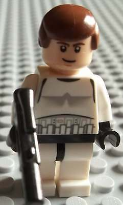 Stormtrooper Outfit LEGO Star Wars @@ Minifig @@ sw205 @@ Han Solo 10188
