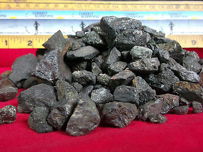 Native Iron Ore, chunky style,   5 Pounds