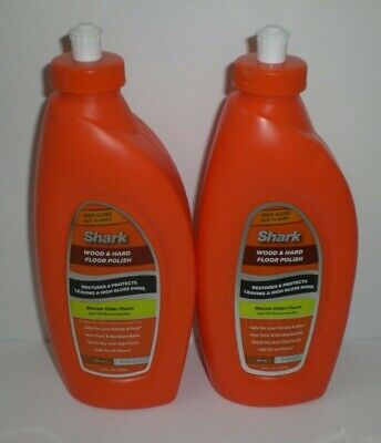 Shark Cc802 Sonic Duo Wood Hard Floor Cleaning Solution
