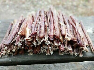 """Bully Sticks 6"""" 100% Natural Beef Bully Sticks All USA SOURCED AND MADE"""
