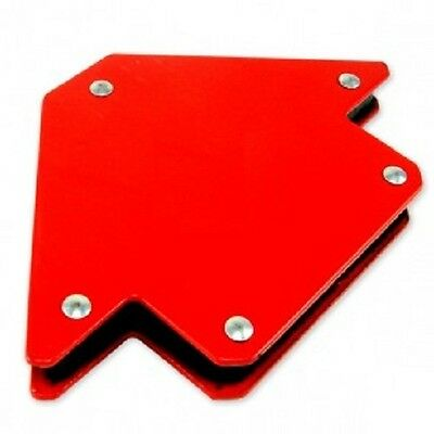 25 Lb. Welding Magnet, Work / Angle  Holding Magnet, Free Shipping