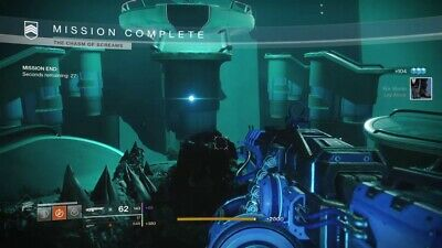 Destiny 2 THE CHASM OF SCREAMS FINAL MISSION STRIKE  Thorn quest  Completion PS4