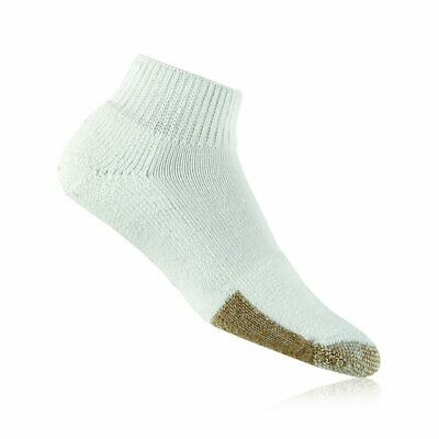 Thorlos Men's & Women's 1 Pair Tennis Mini Crew Socks with Thick Cushion