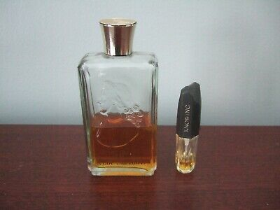 Vtg Lot of 2 Cologne 1975 White Shoulders by Evyan Estee Lauder KNOWING Perfume