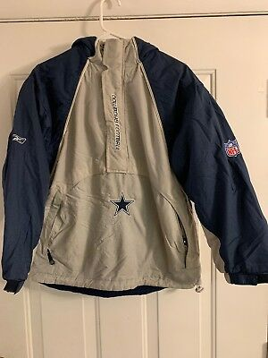 wholesale dealer dba1a efd33 REEBOK NFL DALLAS Cowboys Winter Jacket XL - $23.00 | PicClick