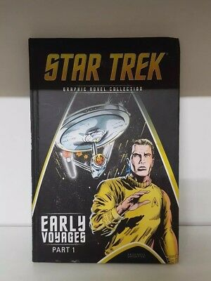 STAR TREK - GRAPHIC NOVEL COLLECTION - EARLY VOYAGES, PART 1 (b)