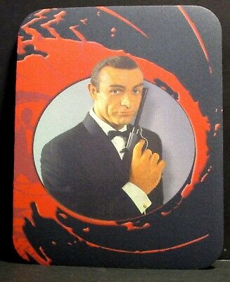 Sean Connery as James Bond 007 Computer Mouse Pad