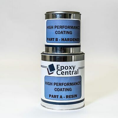 Chemical Resistant Epoxy Novolac Topcoat