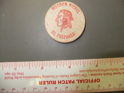 Boy Scout Saratoga Mohican Councils 1985 Jamboree Token 2478HH