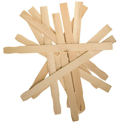 Woodpeckers 100 Piece Stir Sticks Paint Paddle for Mixing Paint/Epoxy/Resin, Mul