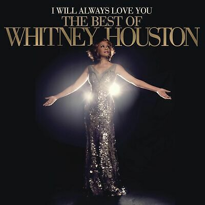 WHITNEY HOUSTON I Will Always Love You The Best Of CD BRAND NEW