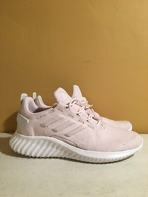 3f619df9c2880 Adidas NEW Size 4 Alphabounce City Run Shoes Orchid Tint White Gold