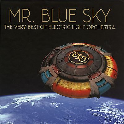 ELO Mr. Blue Sky: The Very Best Of Electric Light Orchestra CD (re-recordings)
