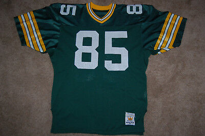 c5173ea8fda MacGregor SANDKNIT Green Bay PACKERS Phil EPPS Jeff QUERY Jersey NFL  AUTHENTIC