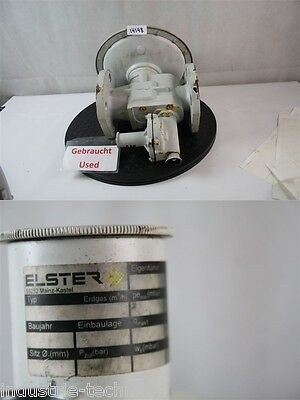 Elster without Nameplate