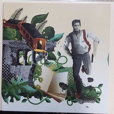Uncharted The Nathan Drake Collection Video Game Soundtrack - New - Triple Vinyl
