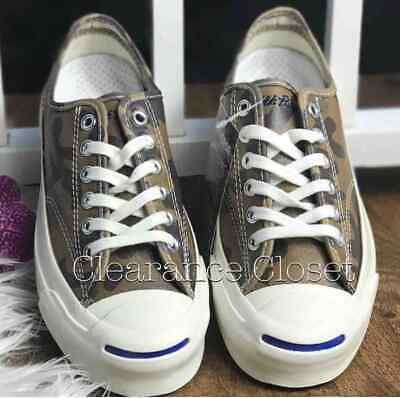 94052a75f25b Sneakers Men s Converse Jack Purcell Signature Canvas Sand Dune Brown Low  Top