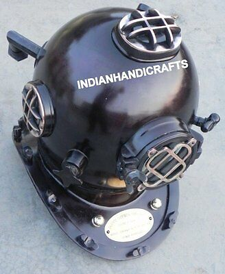 US Navy Nautical Deep Diving Diver'S Marine Reproduction Helmet Replica Gift