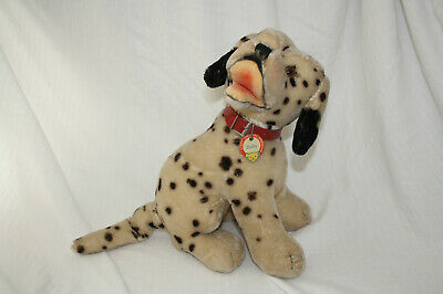 Steiff Hund Dally 28 cm KFS 1959-1963
