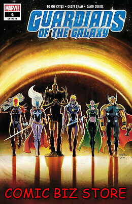 Guardians Of The Galaxy #4 (2019) 1St Printing David Marquez Main Cover