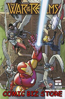 War Of The Realms #2 (Of 6) (2019) 1St Print Lopez International Variant ($4.99)