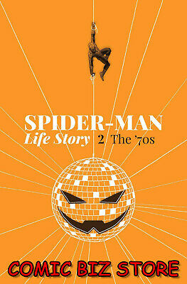 Spider-Man Life Story #2 (Of 6) (2019) 1St Print Clayton Clay Main Cover ($4.99)