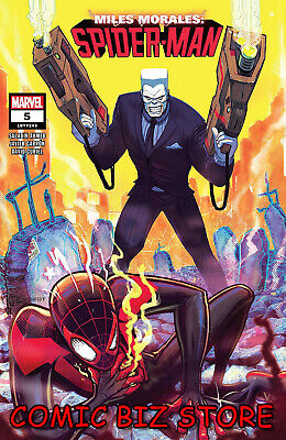Miles Morales Spider-Man #5 (2019) 1St Printing Bagged & Boarded Marvel Comics
