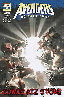 Avengers No Road Home #10 (Of10) (2019) 1St Printing Putri Main Cover ($4.99)