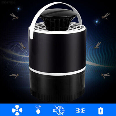 8C2A UV Light Electronic Mosquito Killer Summer Living Room Durable