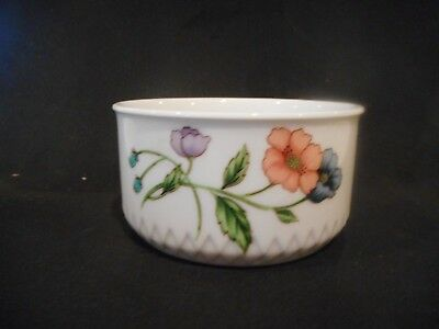 Vintage Small Condiment Bowl Amapola Poppy Pattern House Of Prill Fine