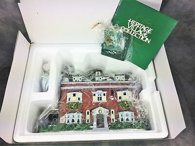 """Dickens' Village/Heritage 1997 6th Ed. GAD'S HILL PLACE 8"""" Bldg (Dept 56 #57535)"""