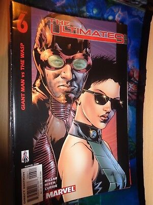 Marvel: The Ultimates 6 Aug 2002