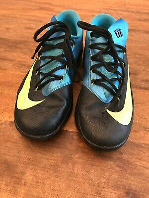 the latest 79009 c17b2 KD 6 GS  Vivid Blue Basketball Shoes Size 7 -- Kevin Durant blue