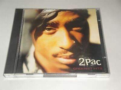 2Pac – The Greatest Hits  CD Album Death Row Records Release