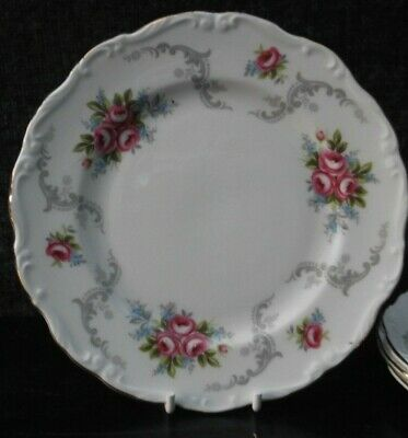 Royal Albert Tranquility   Tea  Plates  X 2    1st quality