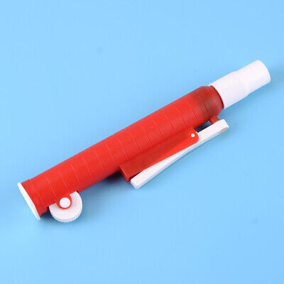 25ml Pipette Release Precise Pipet Pump Laboratory Dispenser Plastic Labware