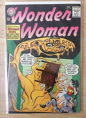 Wonder Woman #151 (1st Series) - VG/FN - January 1965 - Wonder Girl solo issue