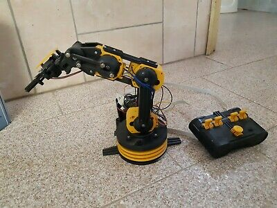 Braccio Robotico Robotic ARM EDGE
