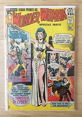 Wonder Woman #197 (1st Series) - VF/NM - Nov/Dec 1971