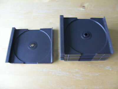 PLAYSTATION ONE / PS1 - GENUINE REPLACEMENT CASE DISC TRAYS/HOLDERS x 10