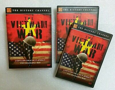 THE VIETNAM WAR (The History Channel) - 2 DVD Set - $14 97 | PicClick
