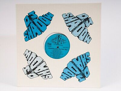"DJ Shadow Number Song / vs. Depeche Mode Painkiller UK 12"" Promo (MWO86DJ) 1998"
